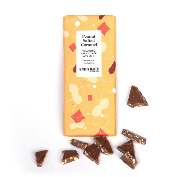 Peanut Salted Caramel - BIO