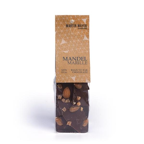 Mandel Marille Splitter