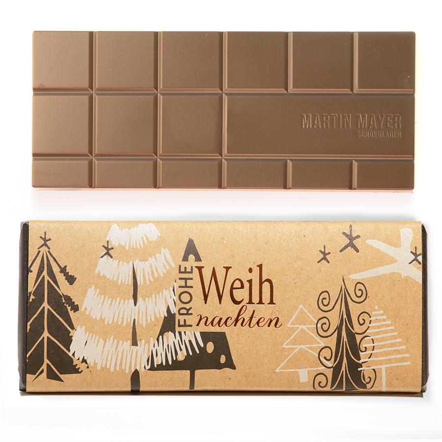 "Spekulatius Schokolade ""Frohe Weihnachten"""