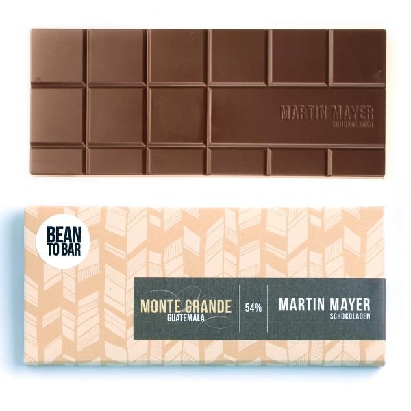 Monte Grande 54% - Dark Milk